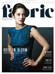 Aesthetics Lab Luxury Facial featured in Fabric Magazine